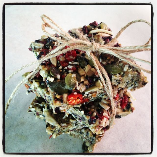 Raw Superfood Seed Bars - All Products - Nourishing Hub online women's health store serving Australia