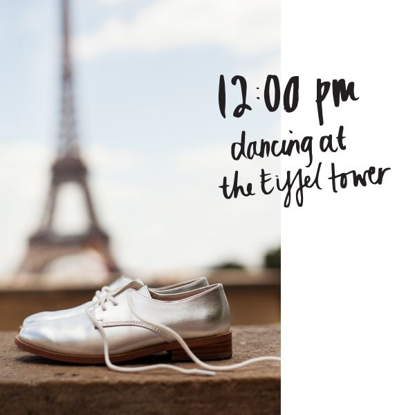 Bonjour friends! Follow our Parisian adventure filled with sunshine, giggles and dancing at the Eiffel Tower. Perfect Paris party dressing is dreamy tulle, frilly accents and a hint of sparkle. www.seedheritage.com