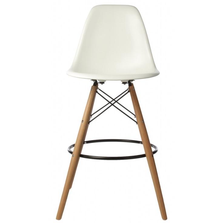 Replica taburete Eames DSW   Ref.: GD465TTOW  #home #decoration #aweinspiring