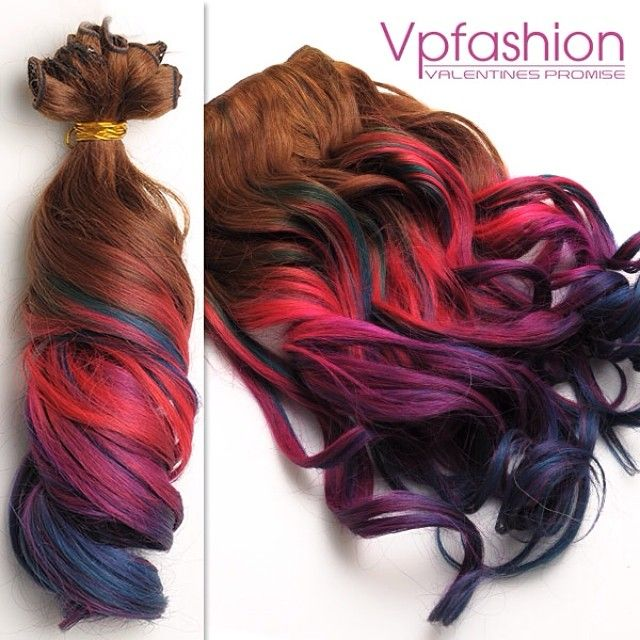 245 best vp hair images on pinterest blonde hair colors hair vpfashion customized colored clip in humanhair extensions pmusecretfo Image collections