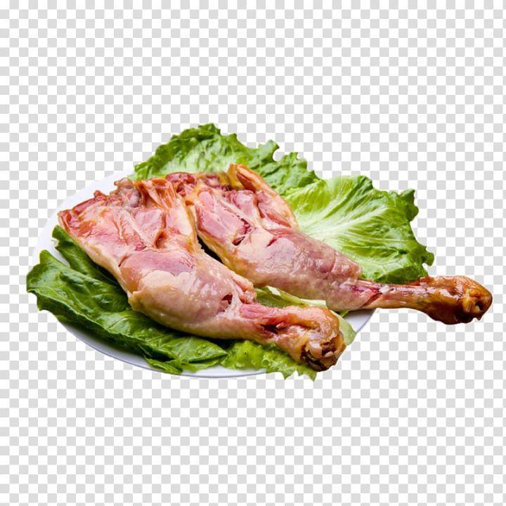Chicken Leg Leaf Vegetable Chicken Meat Dried Chicken Drumsticks Transparent Background Png Clipart Gourmet Chicken Grilling Recipes How To Cook Chicken