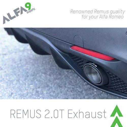 Remus Alfa Romeo