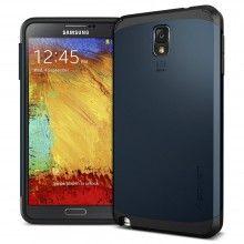 Forro Galaxy Note 3 Spigen SGP Slim Armor - Metal Slate $ 58.100,00