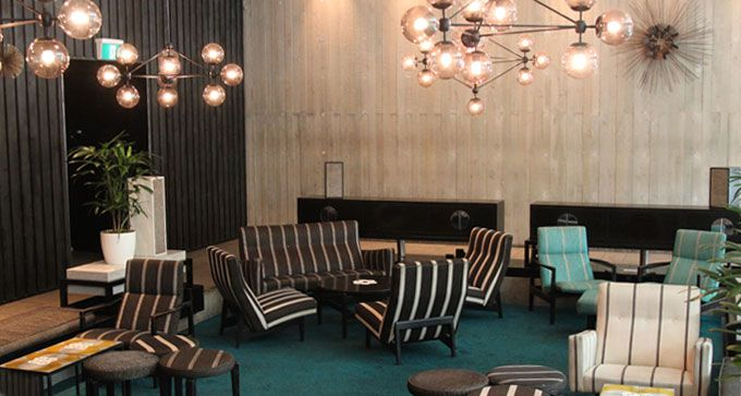 A sophisticated urban playground for grown ups, ivy bar is purpose-built to entertain.