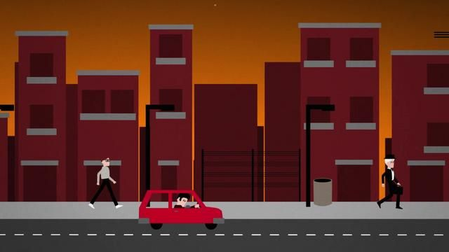 Road Rage by Nick Khoo. Dedicated to all those jerks who cut me off on the road. You know who you are...