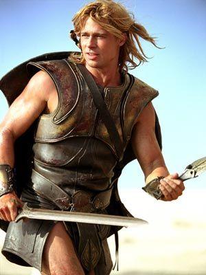 Brad Pitt (Troy)