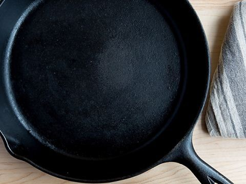 Food Network Caring For Cast Iron