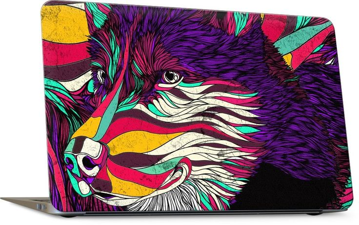 Color Husky (Feat. Bryan Gallardo) Laptop Skin