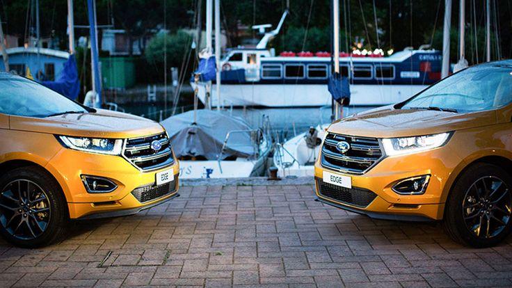 Scopri la nuova Ford Edge grazie a Le Fantôme, il nuovo film prodotto da Ford Motor Company!