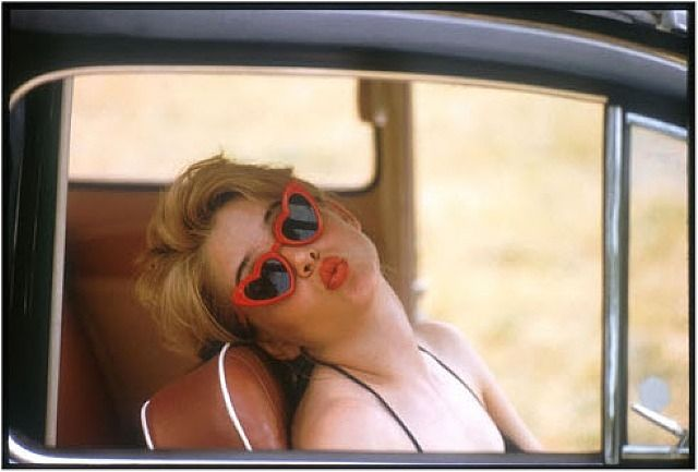 "Sue Lyons as ""Lolita"" by Bert Stern"