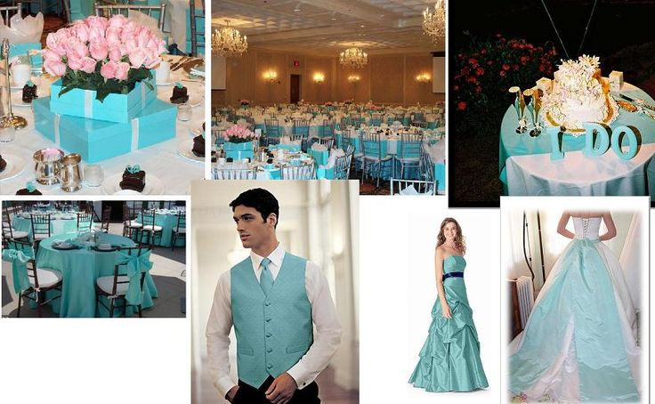 LOOKING FOR INFORMATION ON A TIFFANY THEME WEDDING | VibrantBride.com