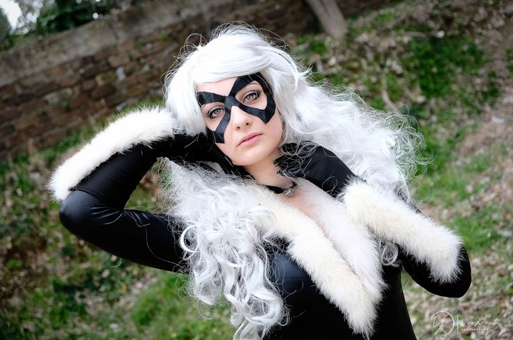 @tranifrancesca as Black Cat #cosplay #cosplayer #cosplaygirl #portrait #costume #makeup #marvel #marvelcomics #marvelcosplay #feliciahardy #feliciahardycosplay #blackcat