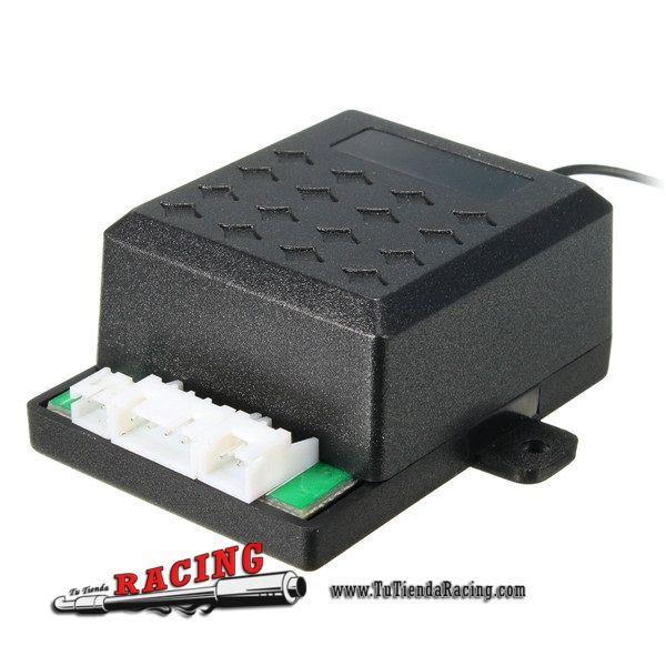 16,08€ - ENVÍO SIEMPRE GRATUITO - Sistema de Alarma Universal para Coche Camión Fácil Instalación 12V-24V - TUTIENDARACING