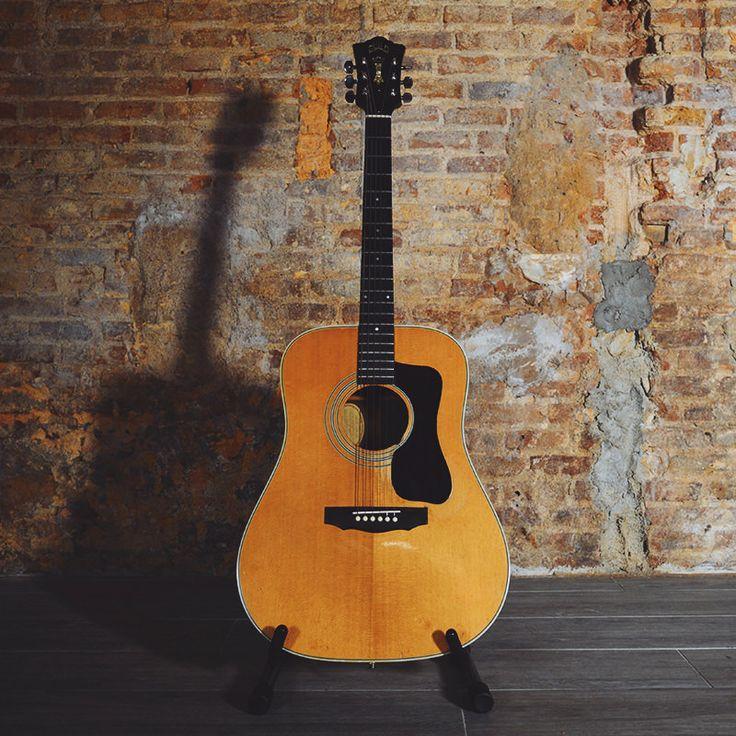 Guild D-50 Guitarra Acústica Segunda Mano