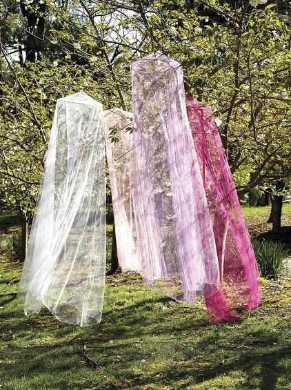 Mosquito net in pink Linenhouse (R139)