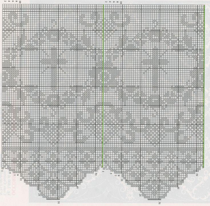 38 best bordure per tovaglie altare images on Pinterest  Filet crochet, Alta...