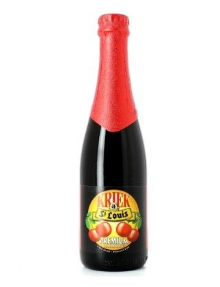 Kriek St Louis Premium Lambic 37.5 cl by far the best sour beer I've had!! Love this stuff!