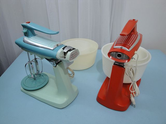 Modern Exhibition Stand Mixer : Best images about vintage mixers and blenders on