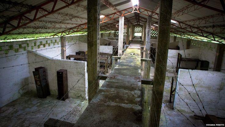 Los misterios de la abandonada prisión de Gorgona