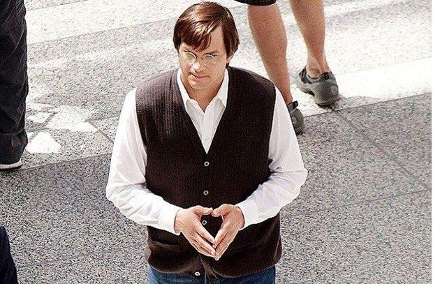 DeepApple • Эштон Катчер в роли Стива Джобса. Новые фото