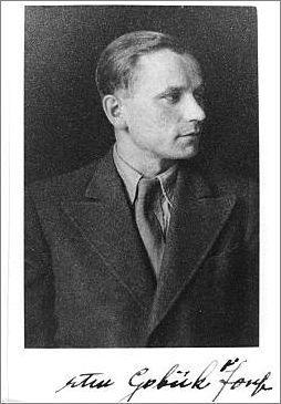 Josef Gabcik documents photo