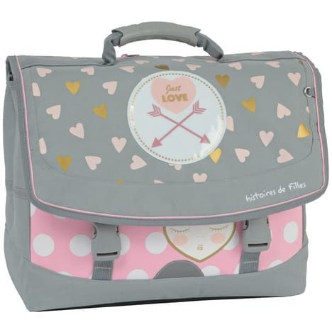 Cartable 41 cm Just Love