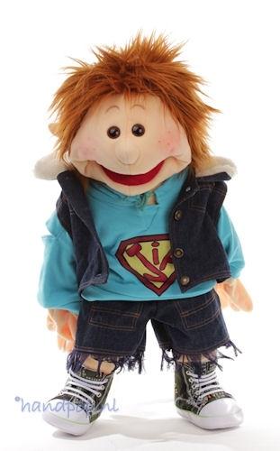 Jip. 65 cm grote Living Puppets menspop bij Handpop.nl