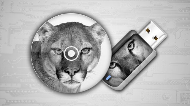 For whatever reason, Apple doesn't really want you to have Mountain Lion on a DVD or thumb drive, and it deletes the installer after you upgrade. So before you do, here's how to burn Mountain Lion to a DVD or USB drive: