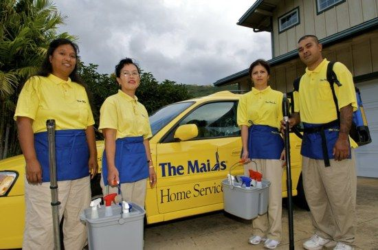 Maid service in Honolulu