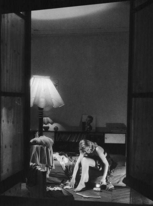 Willi Ronis, 1946.