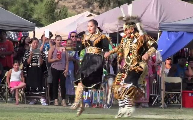 Check out These Two Sweethearts Dancing Their Way to First Place!  http://www.powwows.com/2016/10/20/check-two-sweethearts-dancing-way-first-place/  #PowWows #NativeAmerican #Dance