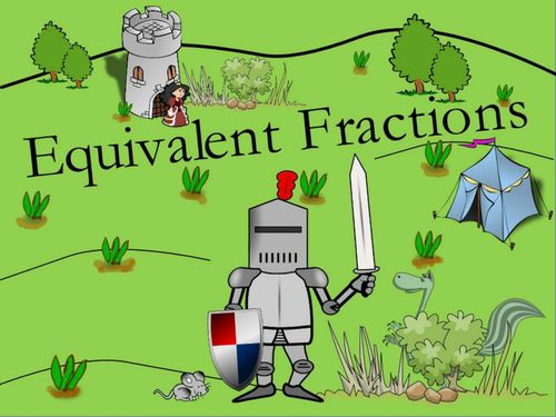 KS2:  Equivalent Fractions Resource Pack - This is a complete resource pack for teaching equivalent fractions objectives in KS2, Primary.