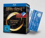 """[Tchibo] Herr der Ringe Extended Edition inkl. Kinogutschein Der Hobbit """"Smaugs Einöde"""" - Deals » myDealZ.de"""