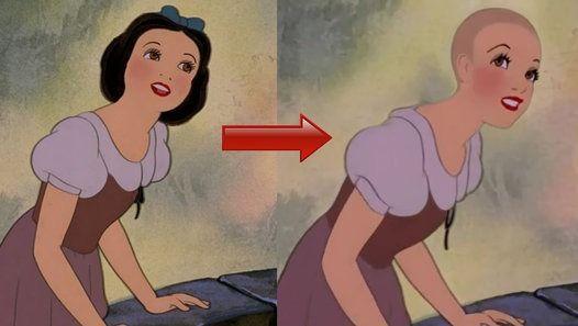 Посмотреть видео «Если бы у Принцесс Диснея были короткие волосы. Вот это да!!! Принцессы Диснея.», загруженное New Day на Dailymotion.