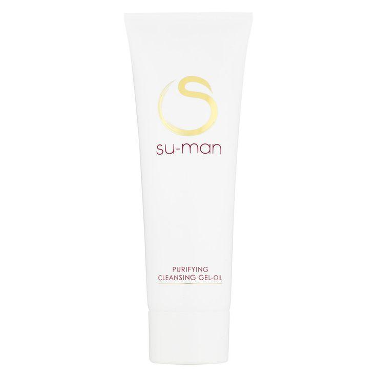 Su-Man - Purifying Cleansing Gel Oil