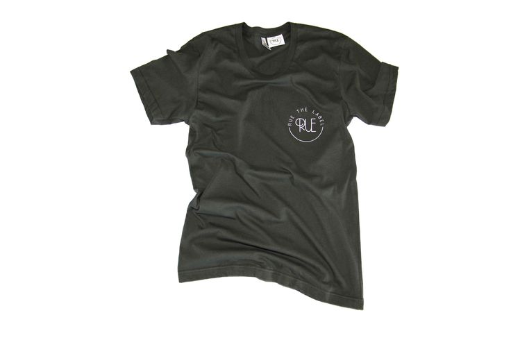 Rue The Label - The Printed Tee