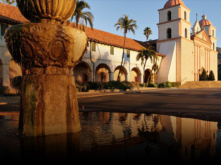 Santa Barbara County: Santa Barbara has long been a favorite hideaway for movie stars, from Charlie Chaplin to Jane Russell, Nick Nolte and Oprah Winfrey. It's also a famous wine destination, immortalized in 2004 by the film Sideways, which celebrated the area's signature Pinot Noir. #CalifWines