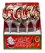 This Santa Lollipops Display Box are perfect for Christmas.