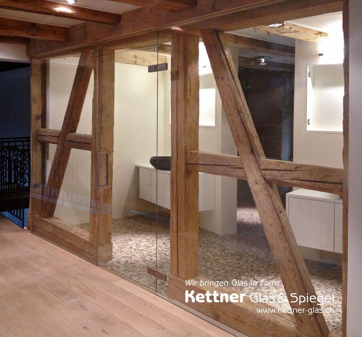 95 besten Türen Bilder auf Pinterest Bauernhaus - wohnzimmer mit glaswnde