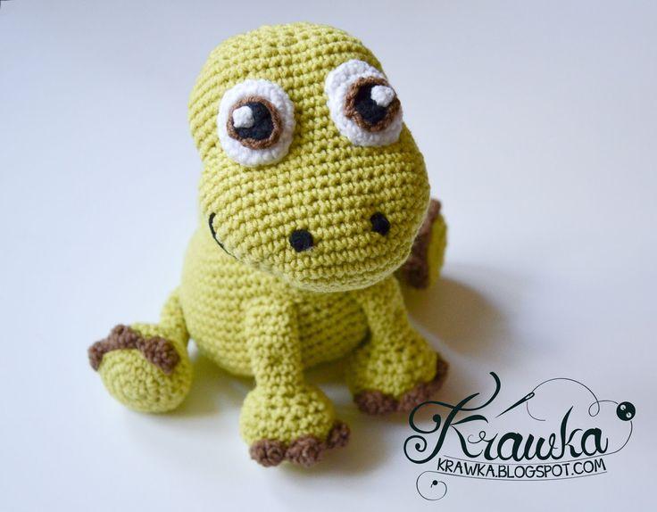 238 best images about Krawka crochet /amigurumi on ...