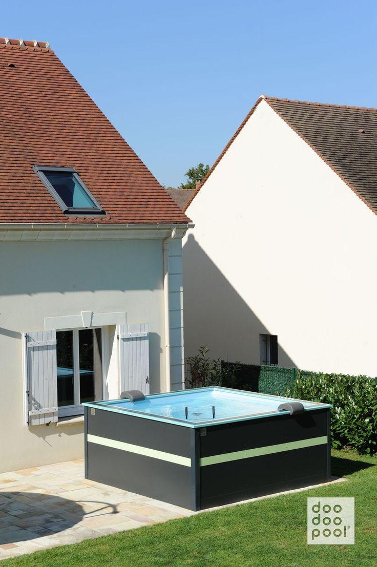 14 best une doodoopool tonique en noir et vert images on for Parlons piscine