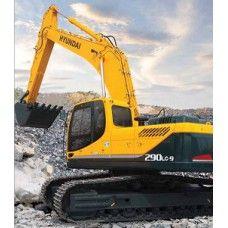 Hyundai İş Makinaları ve Forklift Yedek Parçaları, Hyundai 290LC-7, 320LC-7, 360LC-7 Yedek Parçaları