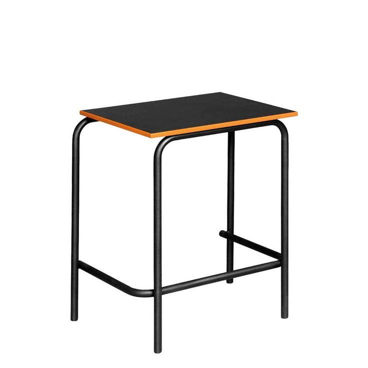 Single School Desk with Smart Edge
