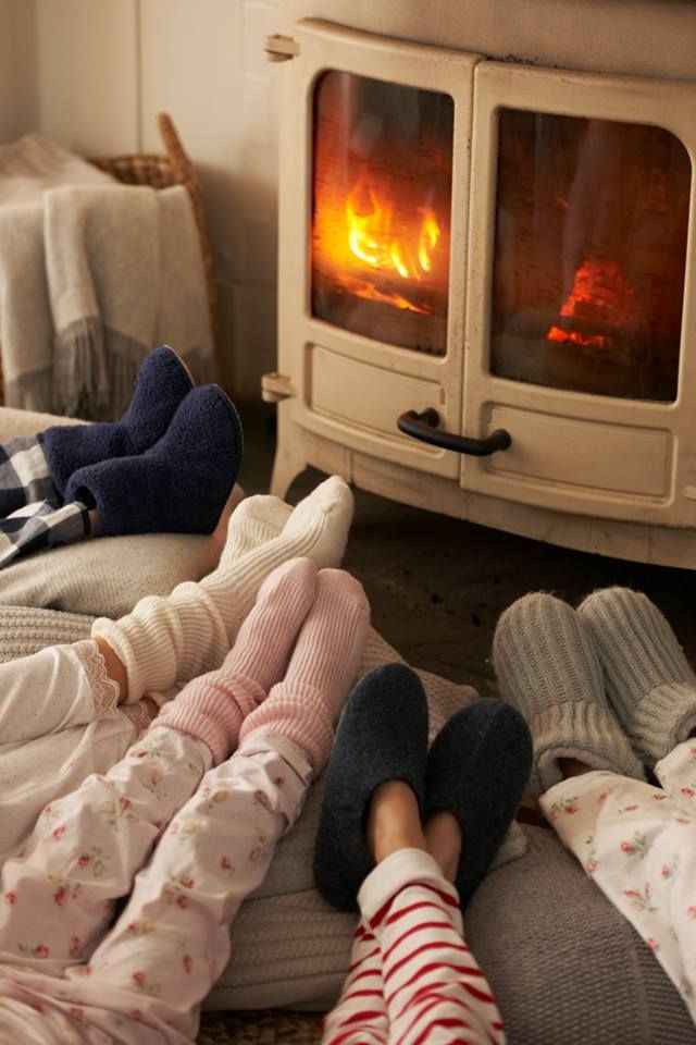 Keep those toes warm this season…