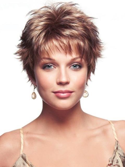 Beste Kurze Frisuren Für Dünnes Lockiges Haar Ob Sie Sind Die Darum
