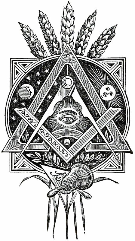 eye of providence, deluxe version.