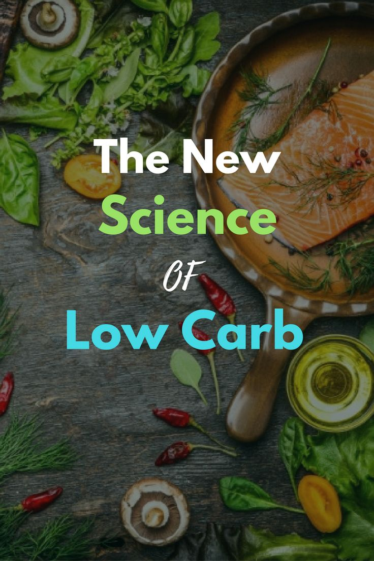 A low carb diet works by 'starving' the 'bad' bacteria in the small intestine…