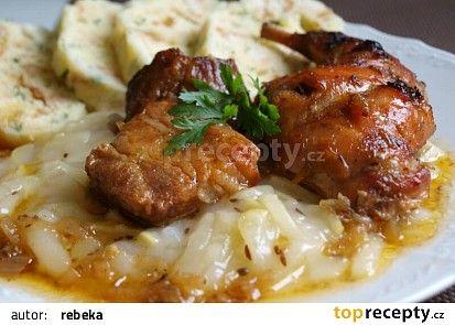 Moravský vrabec recept - TopRecepty.cz