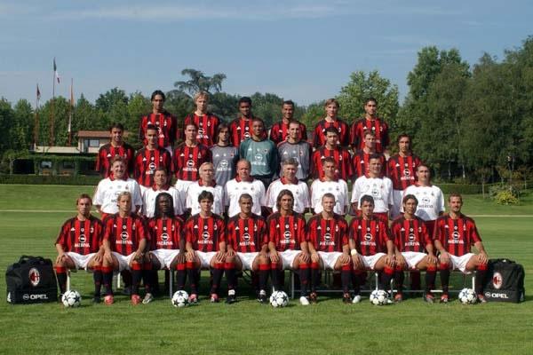 AC Milan 2003