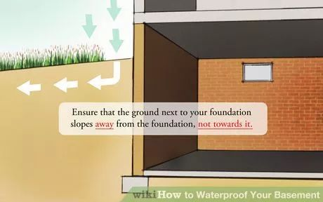 Image titled Waterproof Your Basement Step 1